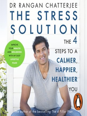 cover image of The Stress Solution