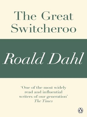 cover image of The Great Switcheroo