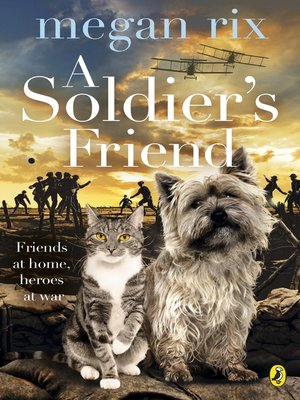 cover image of A Soldier's Friend