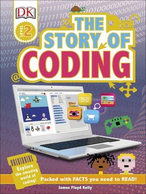 cover image of The Story of Coding