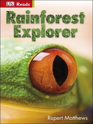 cover image of Rainforest Explorer