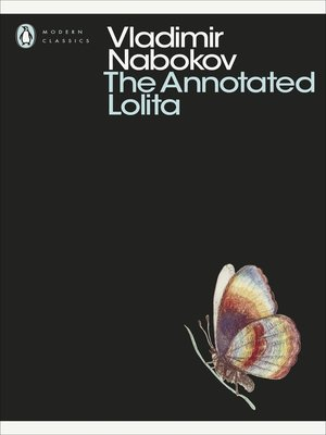 cover image of The Annotated Lolita