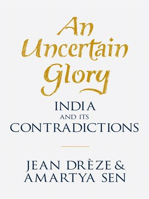 cover image of An Uncertain Glory