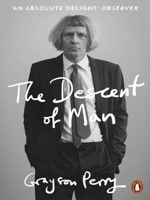 cover image of The Descent of Man