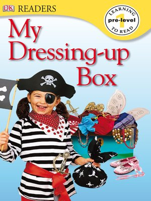 cover image of My Dressing Up Box
