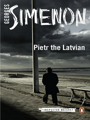 cover image of Pietr the Latvian