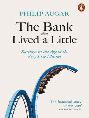 cover image of The Bank That Lived a Little