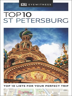 cover image of St Petersburg