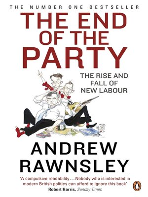 cover image of The End of the Party