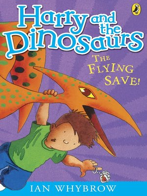 cover image of the Flying Save!