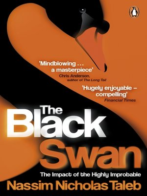 cover image of The Black Swan