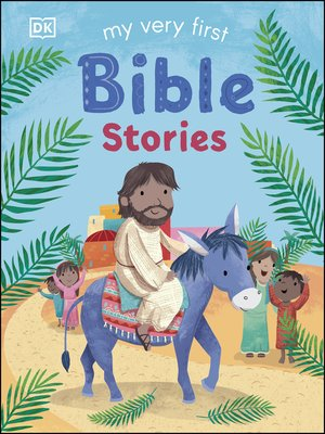 cover image of My Very First Bible Stories