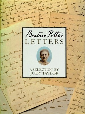 cover image of Beatrix Potter's Letters