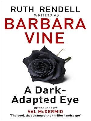 cover image of A Dark-Adapted Eye