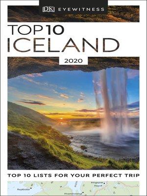 cover image of DK Eyewitness Top 10 Iceland