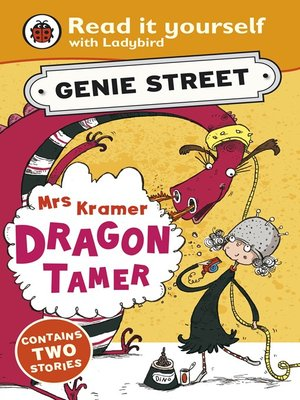 cover image of Mrs Kramer, Dragon Tamer:   Genie Street