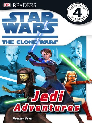 cover image of Star Wars: The Clone Wars: Jedi Adventures