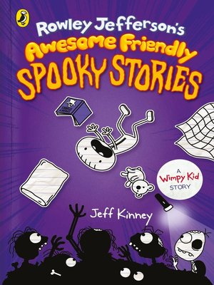 cover image of Rowley Jefferson's Awesome Friendly Spooky Stories