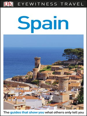 cover image of DK Eyewitness Travel Guide Spain