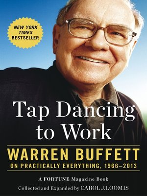 cover image of Tap Dancing to Work