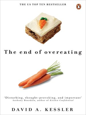 cover image of The End of Overeating