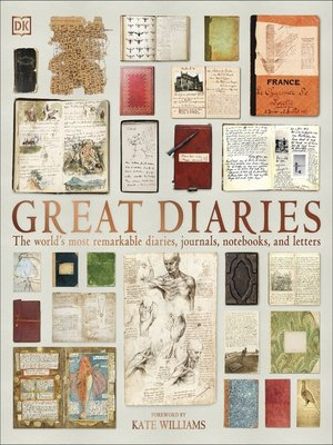 cover image of Great Diaries