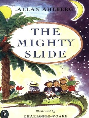cover image of The Mighty Slide