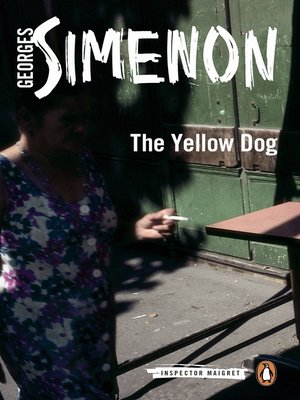 cover image of The Yellow Dog
