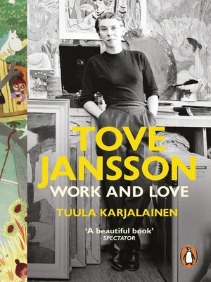 cover image of Tove Jansson