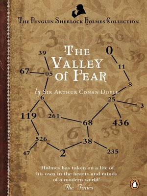 cover image of The Valley of Fear