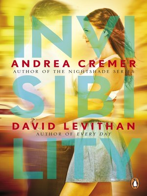 cover image of Invisibility