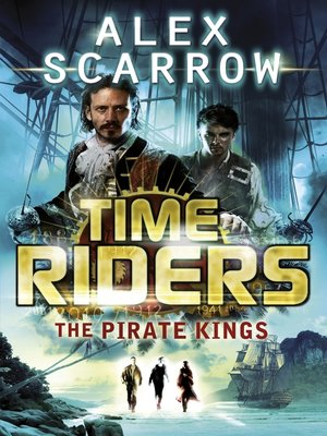 cover image of The Pirate Kings