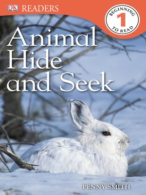 cover image of Animal Hide and Seek