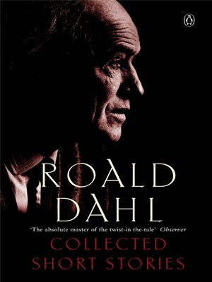 cover image of The Collected Short Stories of Roald Dahl