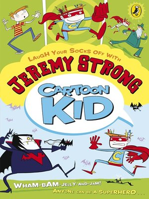cover image of Cartoon Kid