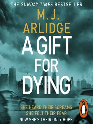 cover image of A Gift for Dying