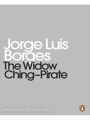 cover image of The Widow Ching—Pirate