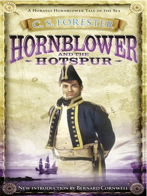 cover image of Hornblower and the Hotspur