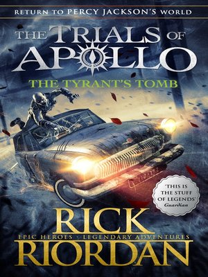 cover image of The Tyrant's Tomb