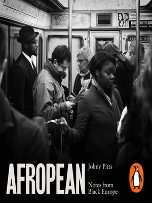 cover image of Afropean