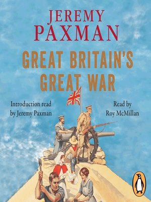 cover image of Great Britain's Great War