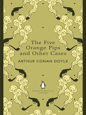 cover image of The Five Orange Pips and Other Cases