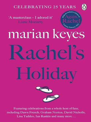 cover image of Rachel's Holiday