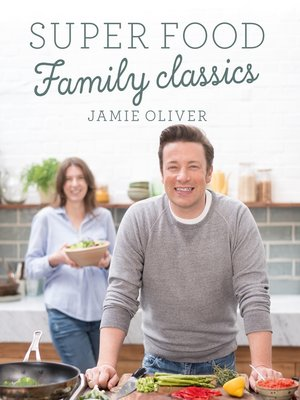 cover image of Super Food Family Classics