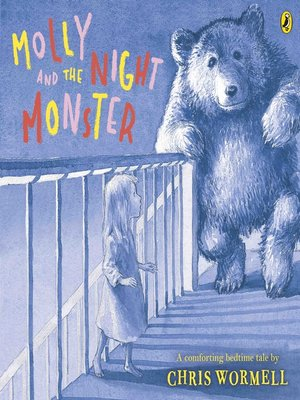 cover image of Molly and the Night Monster