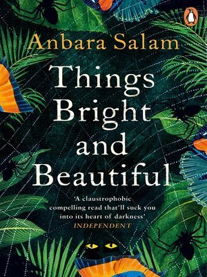 cover image of Things Bright and Beautiful