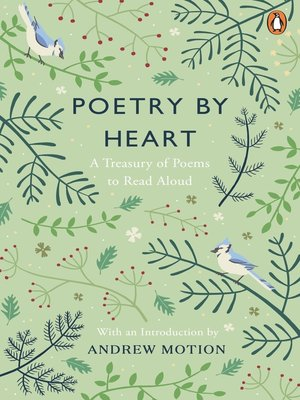 cover image of Poetry by Heart