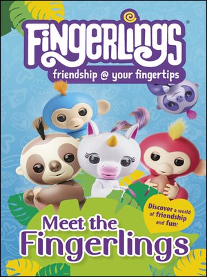 cover image of Meet the Fingerlings