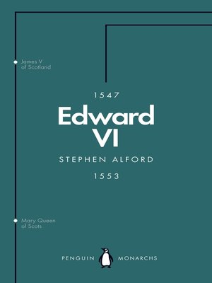 cover image of Edward VI (Penguin Monarchs)
