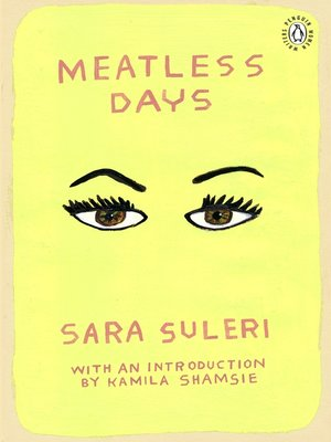 cover image of Meatless Days